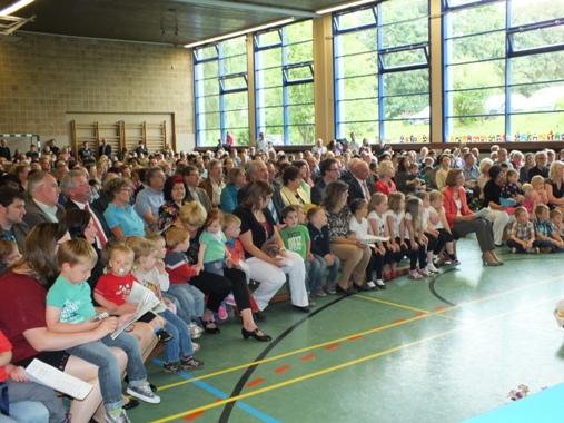 Sommerfest Haus der Bildung 2013