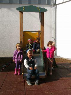 Foto Spielplatz Badem